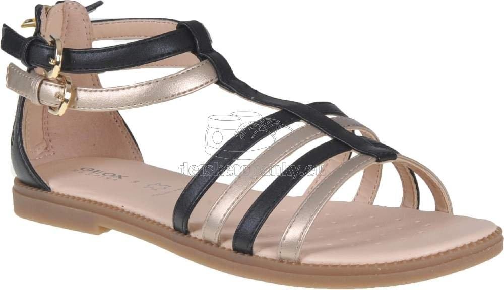 Letné topánky Geox J7235D 054AJ C0531