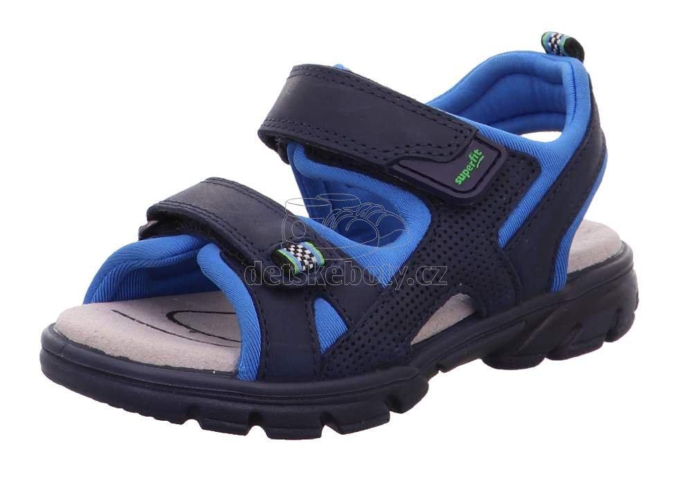 Detské sandále Superfit 1-000181-8000
