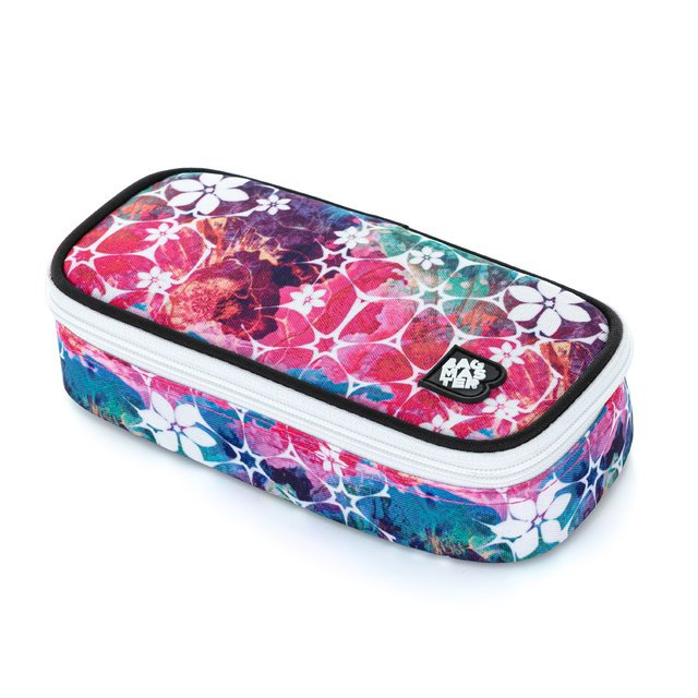 BAGMASTER CASE ENERGY 21 A PINK/WHITE/TURQUOISE