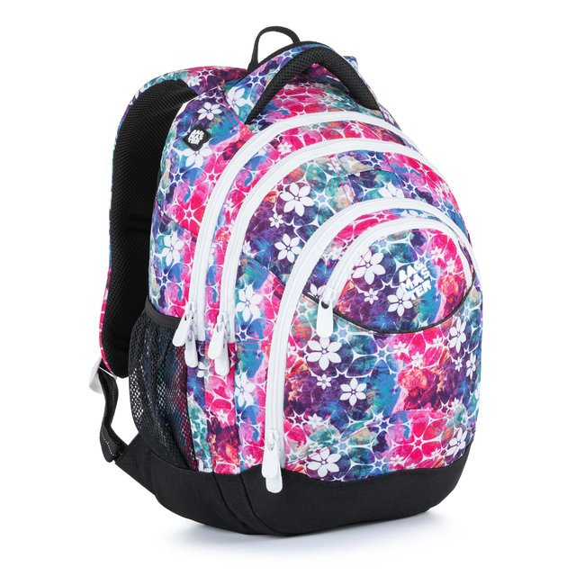 BAGMASTER ENERGY 21 A PINK/WHITE/TURQUOISE