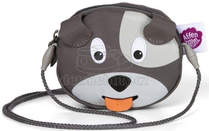 Gyerek kézitáska Affenzahn Dog David - grey