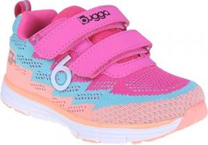 Gyerek tornacipő Bugga B00165-01 Pink/Coral