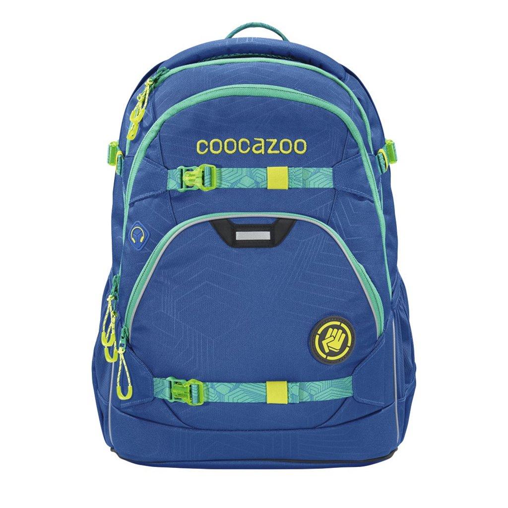 Školní batoh coocazoo ScaleRale, Waveman, certifikát AGR