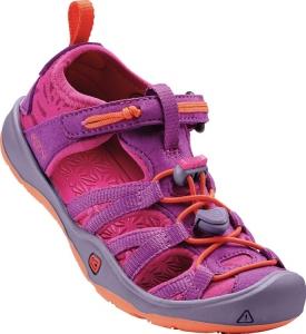 Gyerek szandál Keen Moxie Sandal Children purple wine/nasturtium