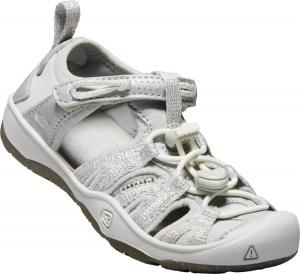 Gyerek szandál Keen Moxie Sandal Children silver