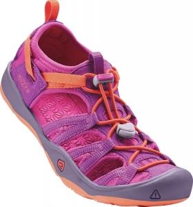 Gyerek szandál Keen Moxie Sandal Youth purple wine/nasturtium