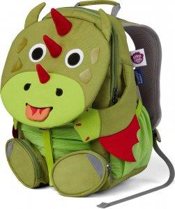 Dětský batoh do školky Affenzahn Dragon large - green
