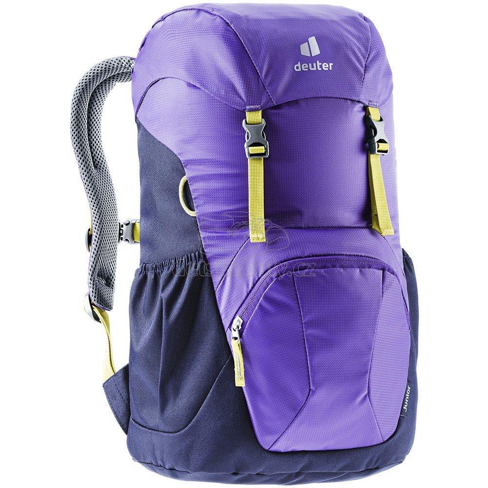 Gyerek hátizsák  Deuter Junior violet-navy