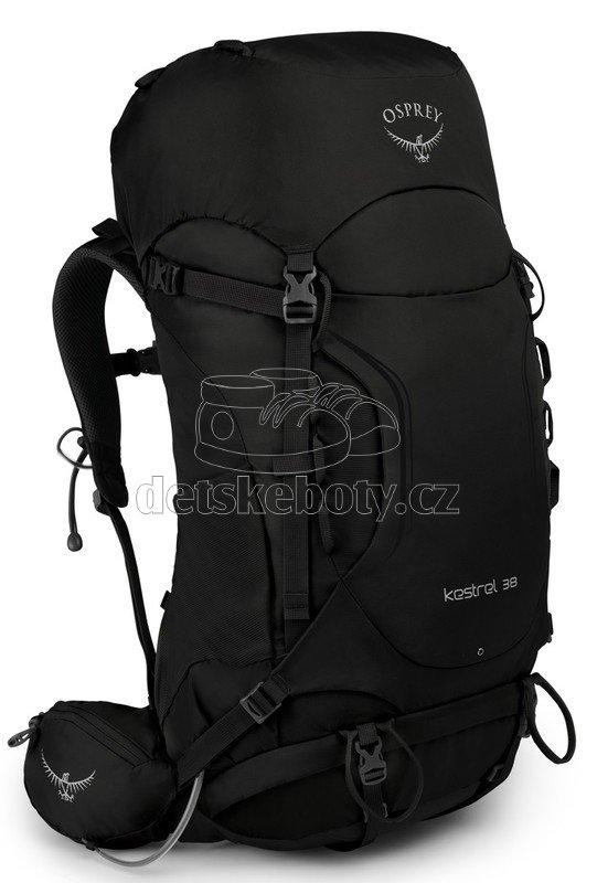 Osprey Kestrel 38 II M/L (Black)