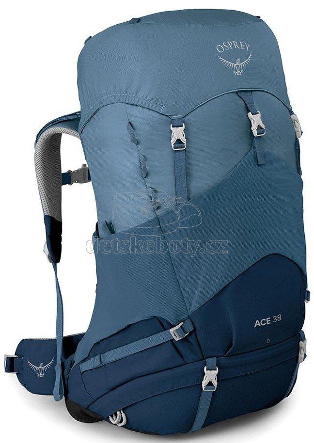 Hátizsák Osprey Ace 38 (Blue Hills)