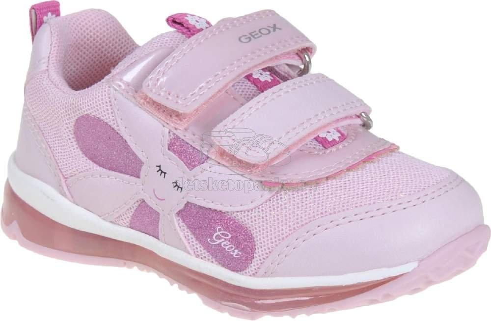 Detské celoročné topánky Geox B1585A 0BC14 C8004