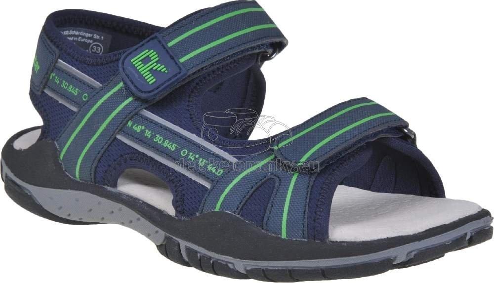 Detské sandále Richter 7251-1171-7201