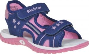 Gyerek szandálak Richter 5101-1171-6821
