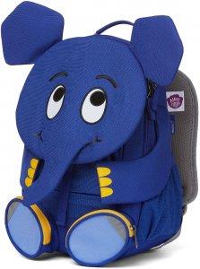 Detský batoh do škôlky Affenzahn Elephant large - blue