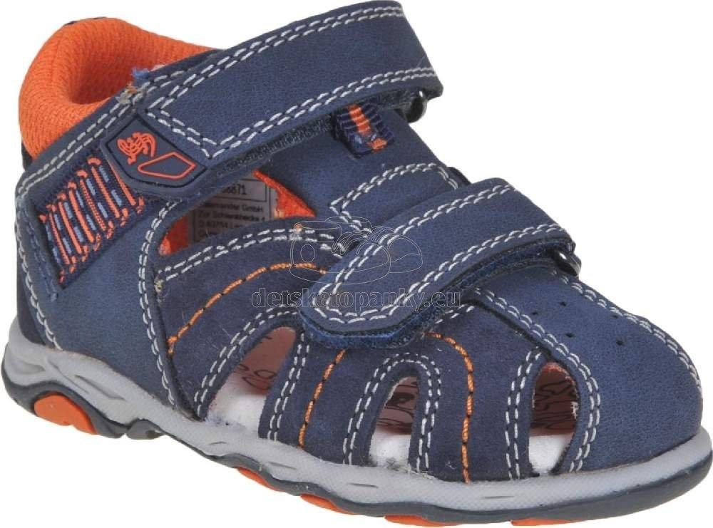 Detské sandále Lurchi 33-16120-42