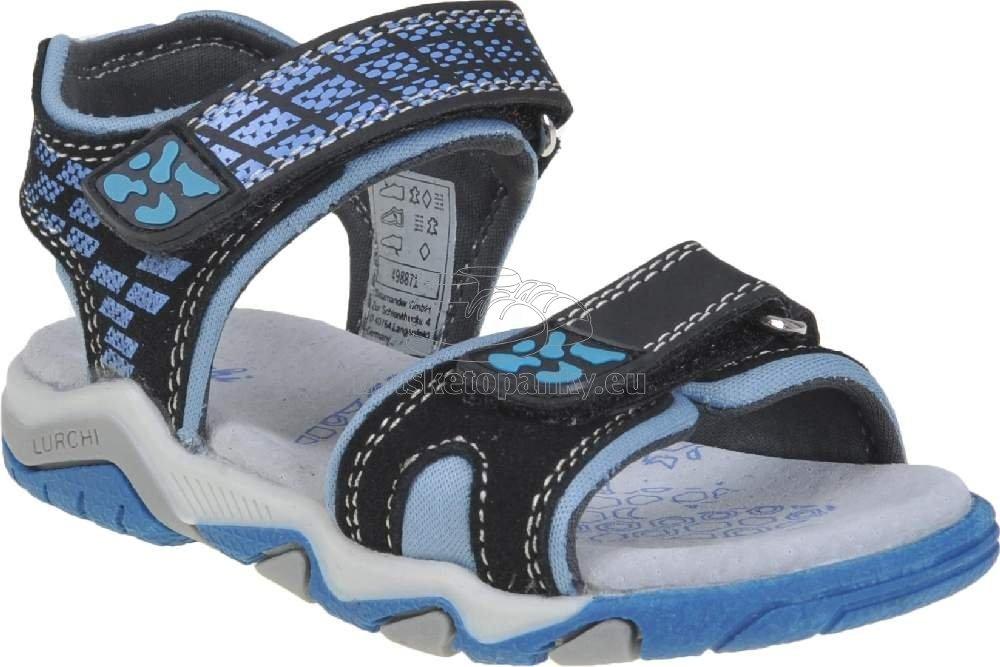 Detské sandále Lurchi 33-21215-21
