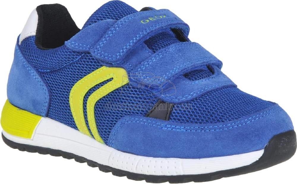 Detské celoročné topánky Geox J159EA 01422 C4344