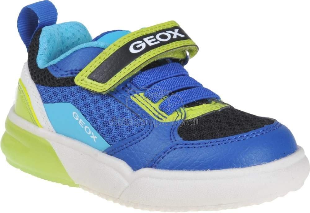 Detské celoročné topánky Geox J159YD 014BU C4344
