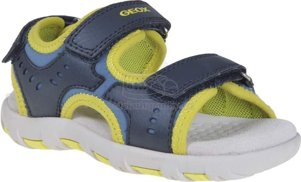 Detské sandále Geox J1564A 015BU C0749