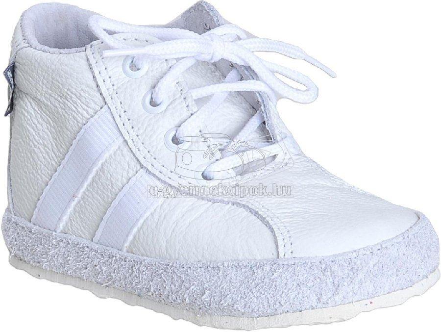 Babacipők Pegres 1090 fehér