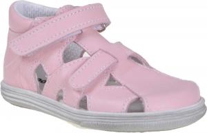 Detské letné topánky Boots4u T018 V sv. rose