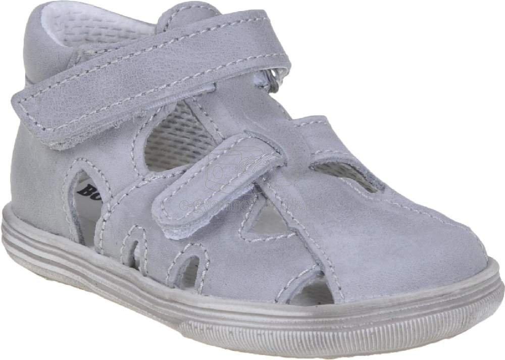 Nyári gyerekcipők  Boots4u T018 V szürke