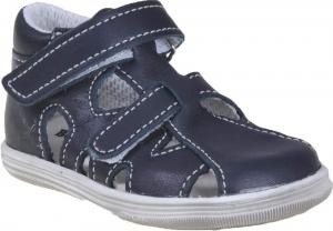 Detské letné topánky Boots4u T018 V flag