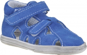 Nyári gyerekcipők Boots4u T018 SV kék