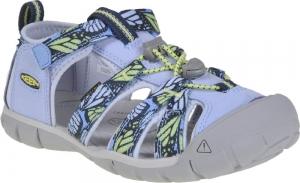 Detské sandále Keen Seacamp II CNX Youth hydrangea/sharp green