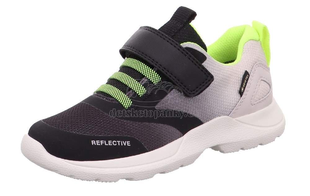 Detské celoročné topánky Superfit 1-009209-0010