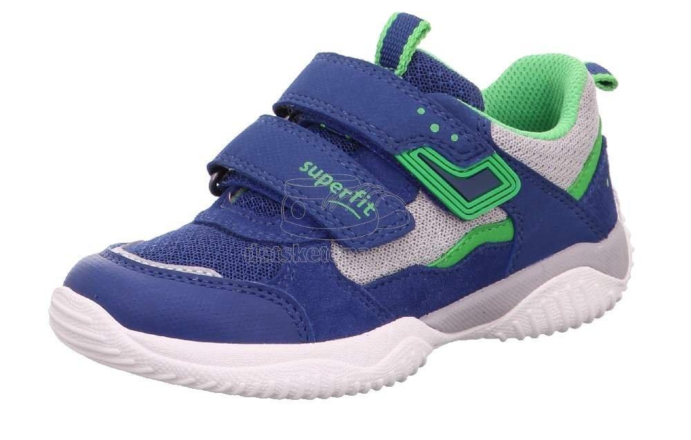 Detské celoročné topánky Superfit 0-606382-8100