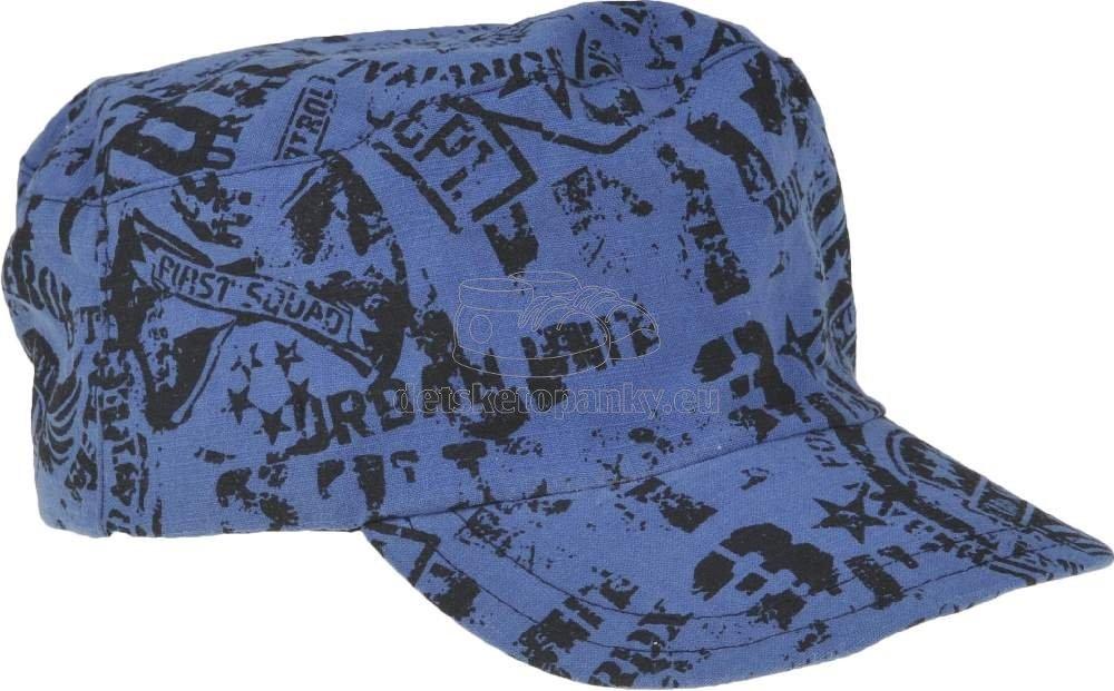 Detská letná čiapka Radetex 7606-3