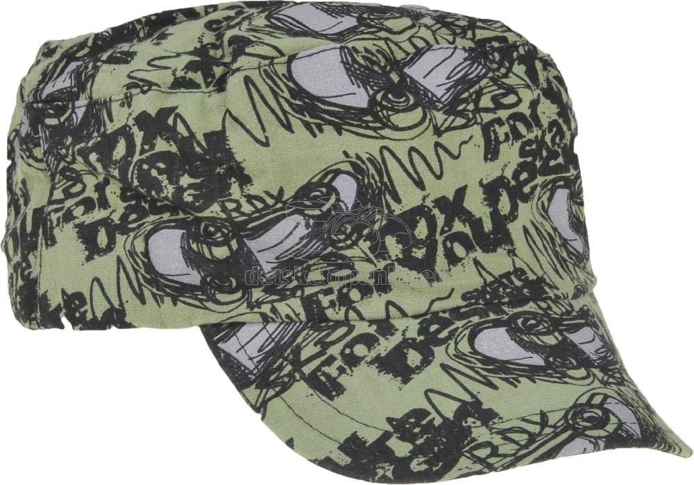 Detská letná čiapka Radetex 7606-4