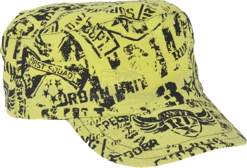 Detská letná čiapka Radetex 7606-5