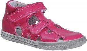 Detské letné topánky Boots4u T018 V rose