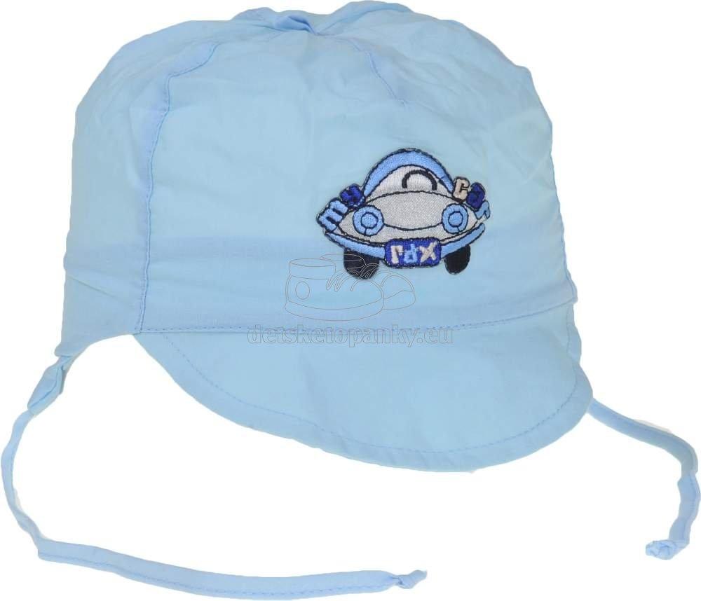 Detská letná čiapka Radetex 7715-1