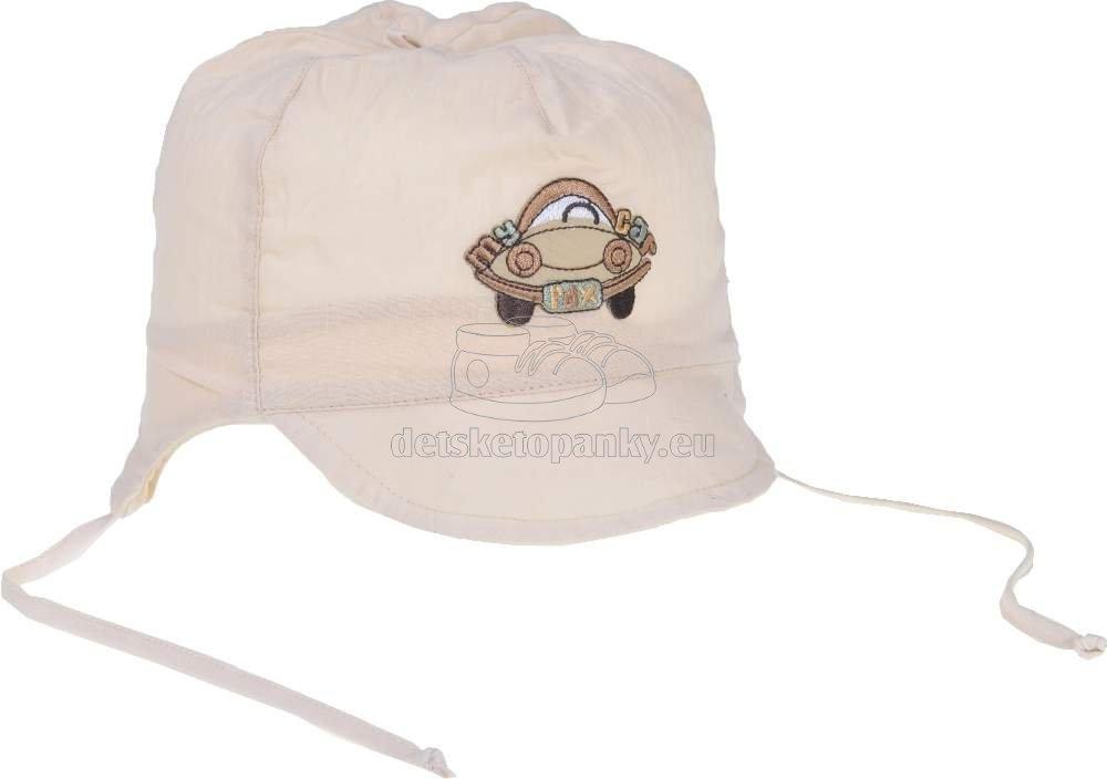 Detská letná čiapka Radetex 7715-2