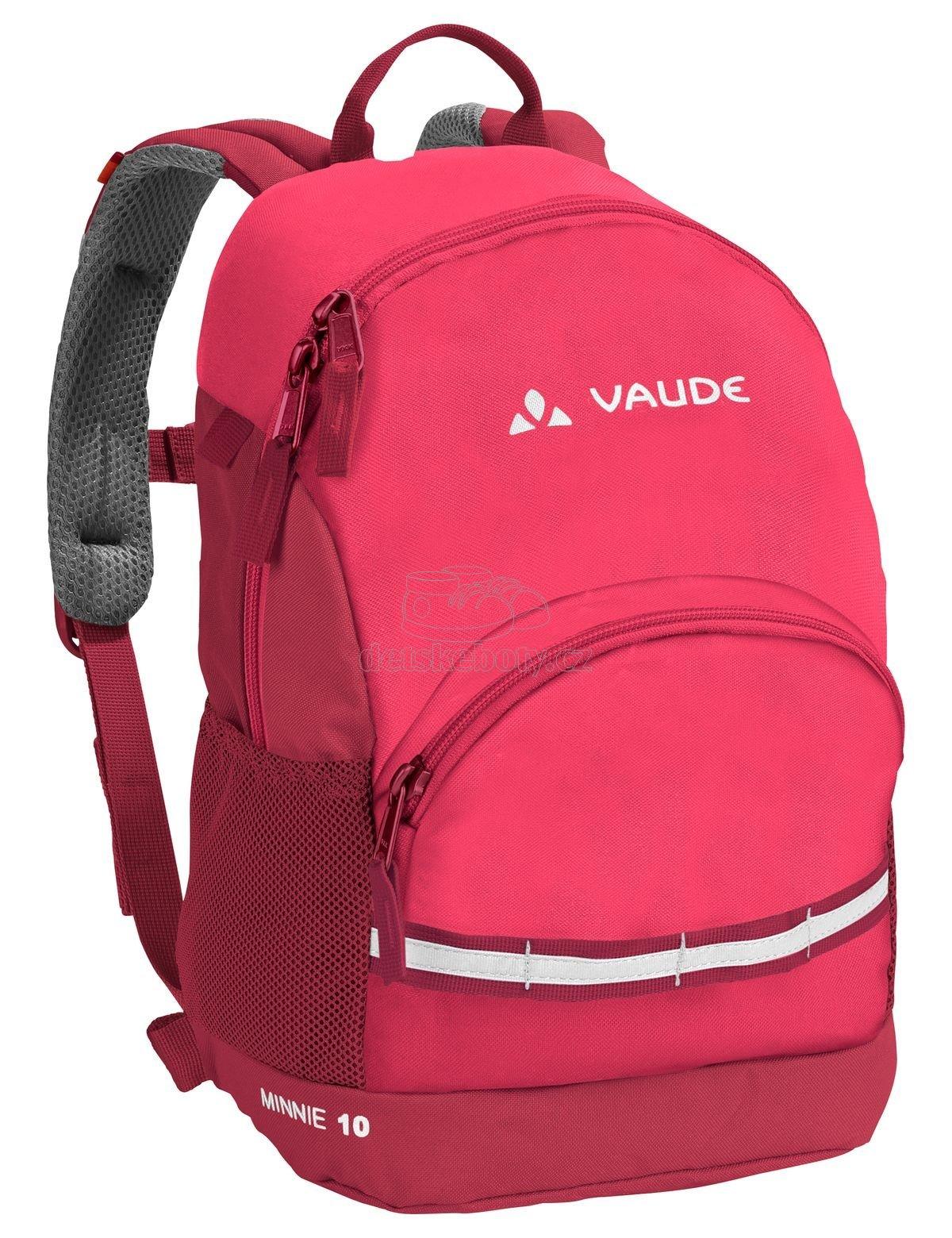Vaude Minnie 10 bright pink