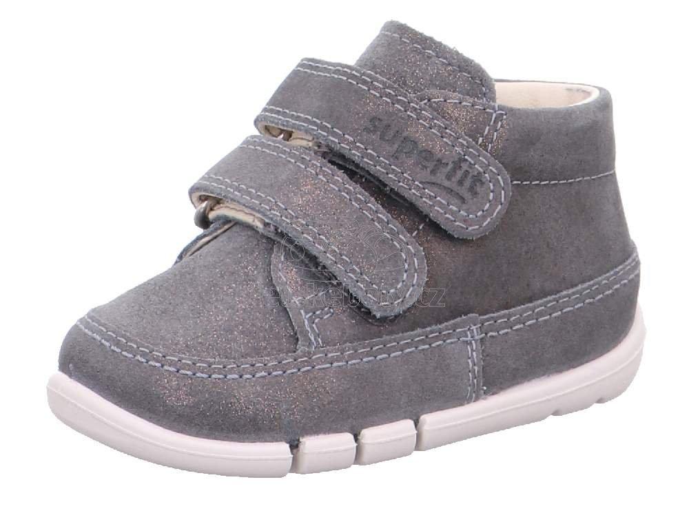 Detské celoročné topánky Superfit 1-006341-7500