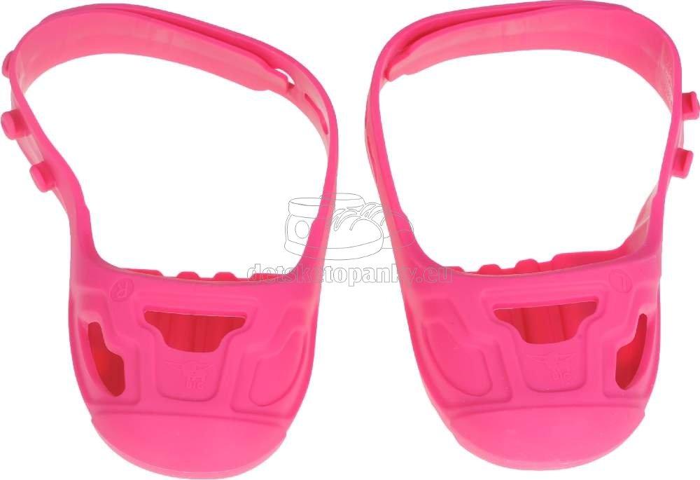 Ochranné návleky na topánky ružové