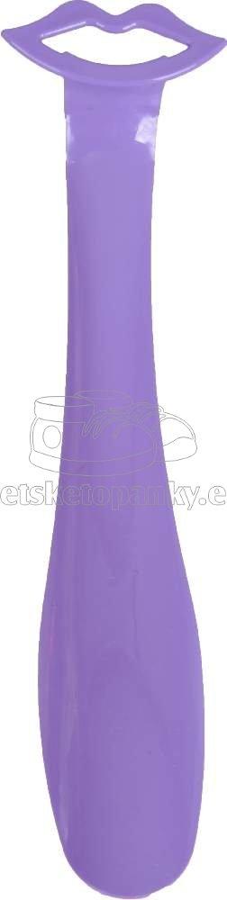 VTR obuvák 30 cm kiss fialový