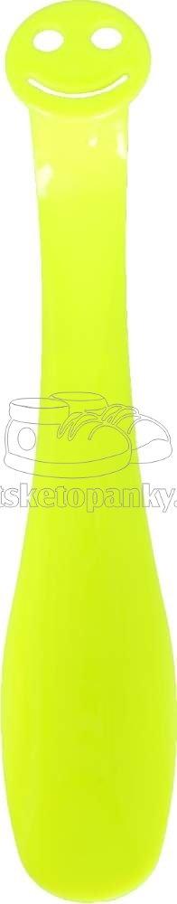 VTR obuvák 30 cm smile žltý