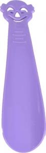 VTR obuvák 18 cm klaun fialový