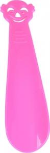 VTR obuvák 18 cm klaun ružový