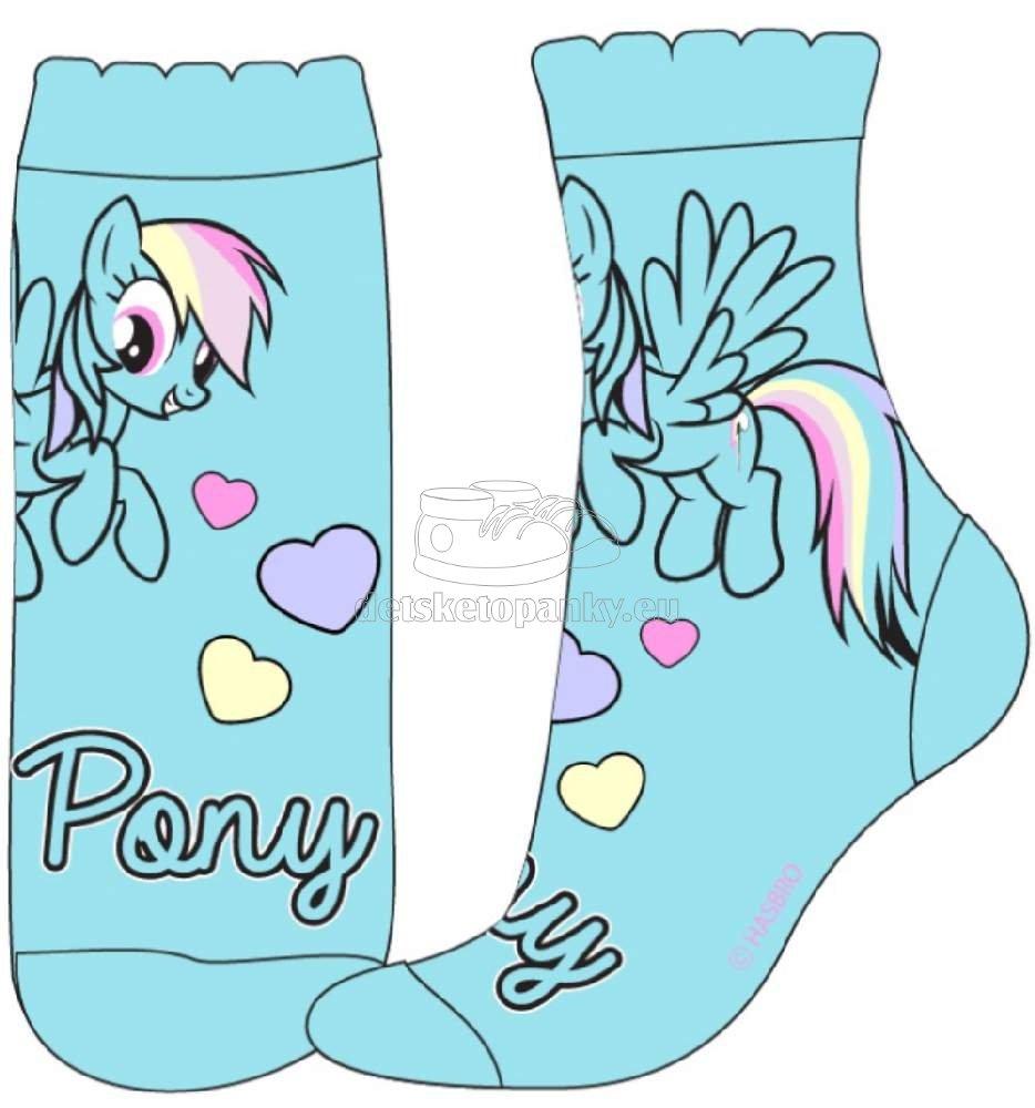 Eexee My little pony modrá