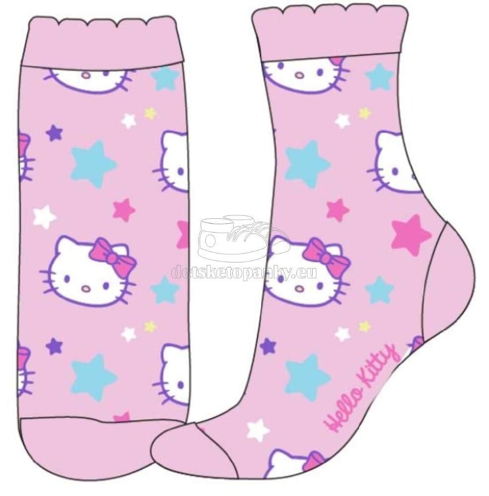 Eexee Hello Kitty sv. ružová