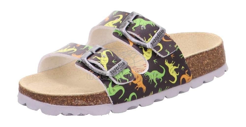 Domáca obuv Superfit 1-800111-2030
