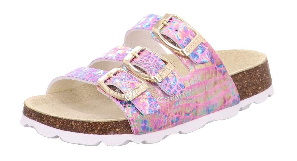 Domáca obuv Superfit 1-800113-5000