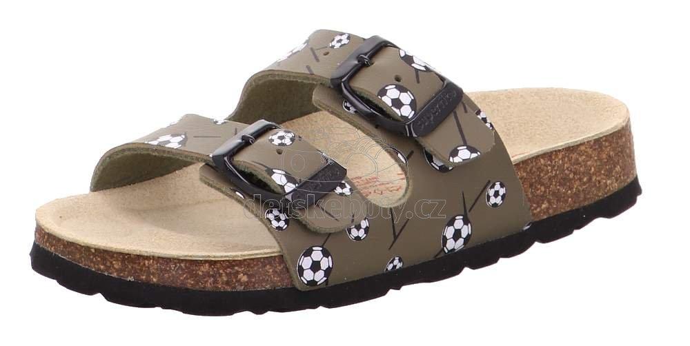 Domáca obuv Superfit 1-800111-7030
