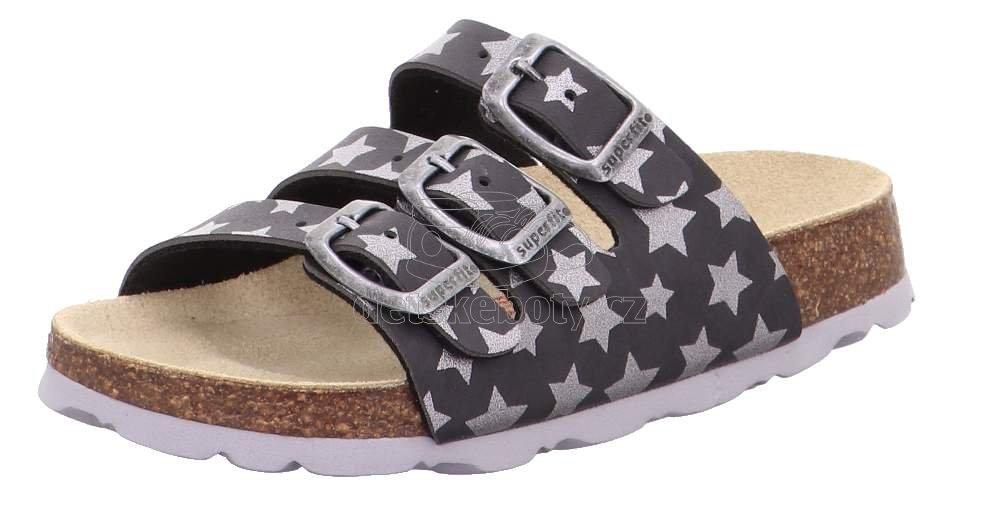 Domáca obuv Superfit 0-800113-2100
